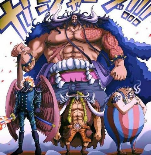 One Piece: Có hay không màn kết hợp giữa Sanji và Zoro để hạ gục tam tai dưới trướng Kaido? - Ảnh 1.