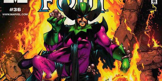 Doctor Doom và dàn phản diện được mong chờ nhất trong bom tấn Fantastic Four sắp tới - Ảnh 6.