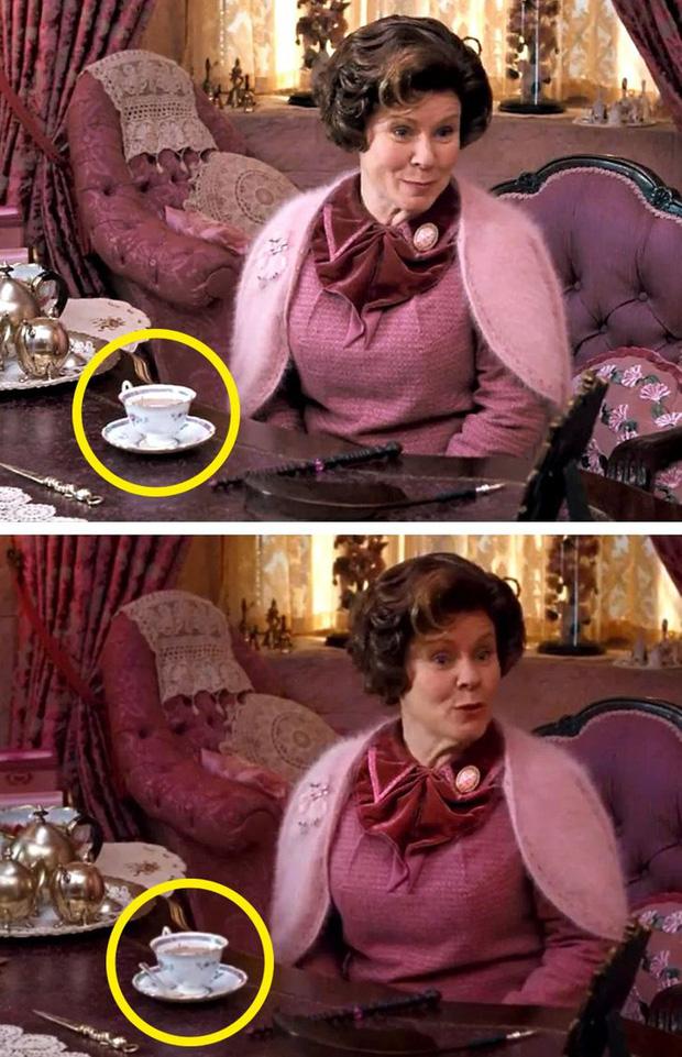 Bắt lỗi những hạt sạn rõ rành rành đầy khó hiểu trong phim Harry Potter - Ảnh 11.