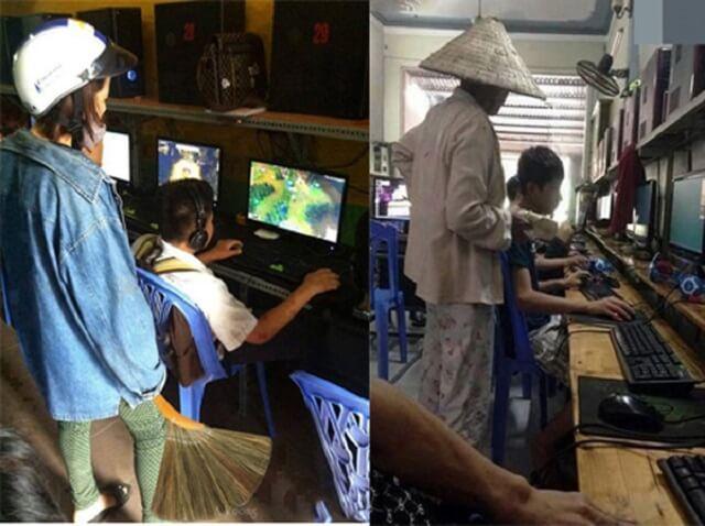 Tàn phá Nút Cách, vừa đeo tai nghe vừa hát và những chiêu trò của game thủ Việt ngày xưa khiến chủ quán net cỏ nào cũng phải ngao ngán - Ảnh 4.