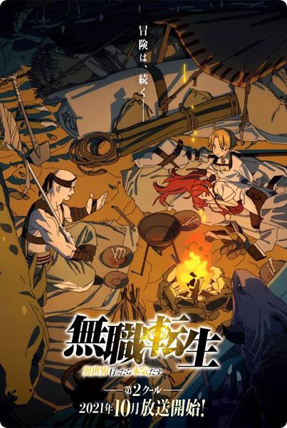 Siêu phẩm anime Mushoku Tensei - Thất Nghiệp Chuyển Sinh phần 2 ra quyết định dời lịch phát sóng - Ảnh 1.