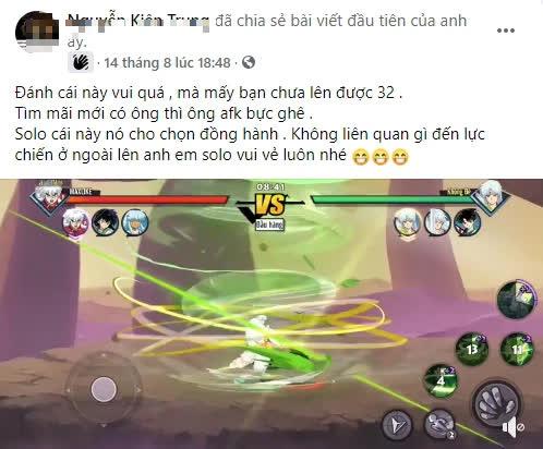Sống lại tuổi thơ cùng Khuyển Dạ Xoa Truyền Kỳ - tựa game duy nhất sở hữu bản quyền IP InuYasha tại Việt Nam - Ảnh 13.