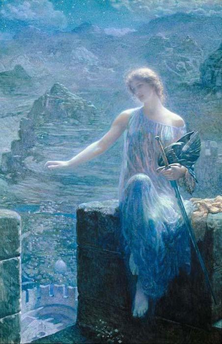 Những điều không phải ai cũng biết về chiến binh Valkyrie trong thần thoại Bắc Âu - Ảnh 4.