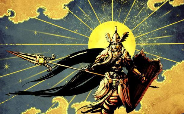 Những điều không phải ai cũng biết về chiến binh Valkyrie trong thần thoại Bắc Âu - Ảnh 3.