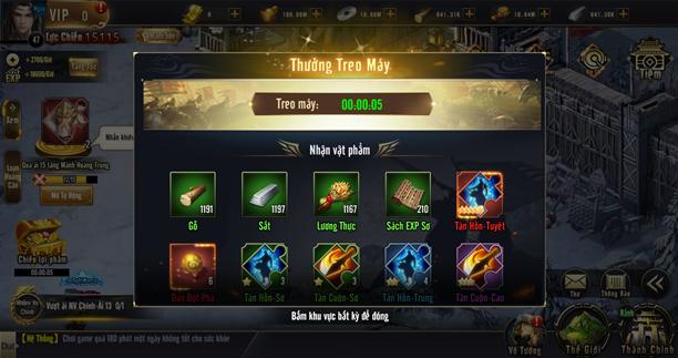 Tân Tam Quốc - iTap, tựa game H5 thể loại SLG độc đáo chuẩn bị ra mắt game thủ Việt - Ảnh 3.