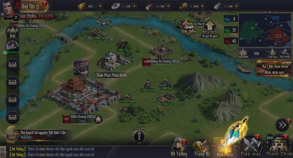 Tân Tam Quốc - iTap, tựa game H5 thể loại SLG độc đáo chuẩn bị ra mắt game thủ Việt - Ảnh 4.