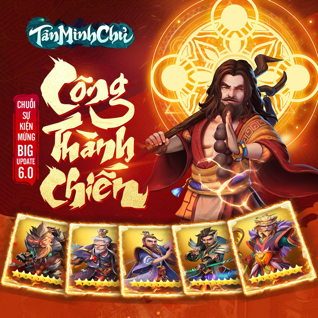Game HOT có khác, Tân Minh Chủ vừa Big Update đã on top ngay tại Tab Feature Store, tung luôn VIPCODE ăn mừng - Ảnh 4.