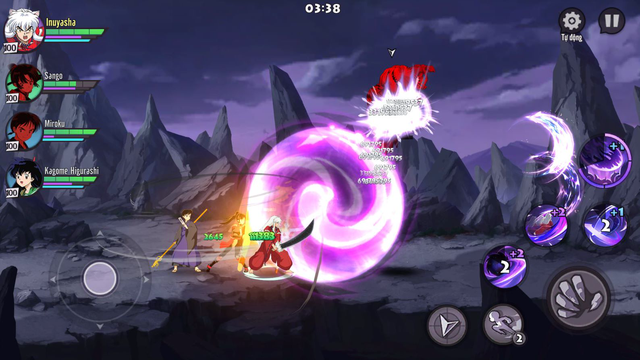 Khuyển Dạ Xoa Truyền Kỳ - IP InuYasha chính thức Open Beta, tặng Giftcode VIP cho game thủ! - Ảnh 6.