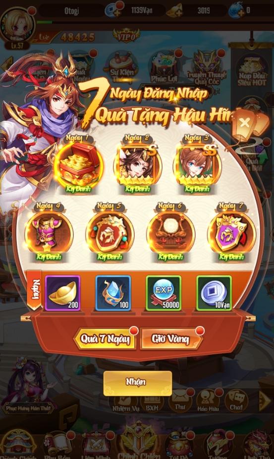 Giftcode đặc biệt Tam Quốc Ca Ca mừng update Screenshot77-1629280885612113689397