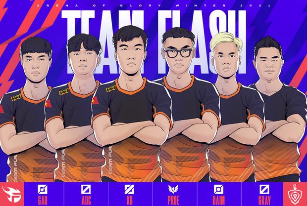 """Team Flash """"nói về khả năng giật cup vô địch Photo-1-1629364390989173379013"""