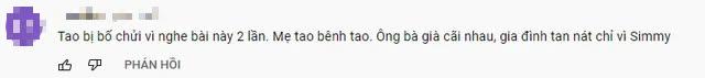 """CĐM tố gia đình tan nát vì """"chúa tể âm nhạc"""" Simmy và Lê Bống trong MV mới khiến người nghe sởn da gà - Ảnh 3."""
