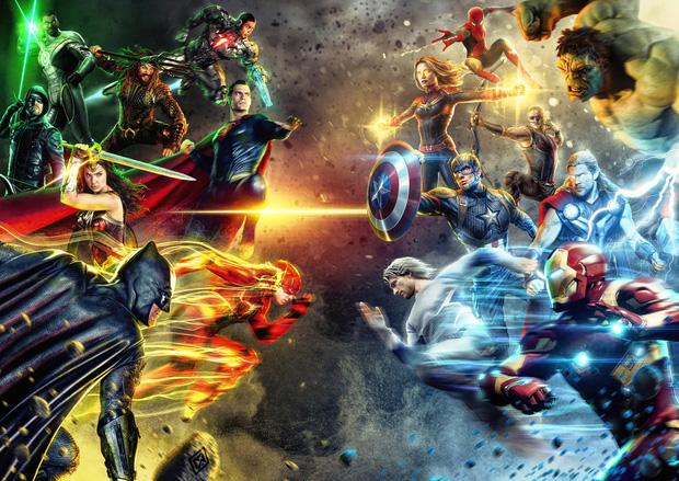 Liệu Avengers sẽ đấu Justice League Photo-2-16295510056731491442575
