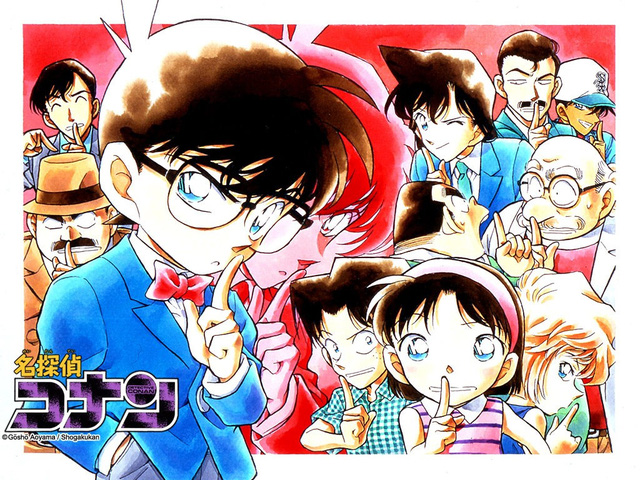 """Conan và những đứa trẻ """"không được phép lớn lên"""" Photo-1-16296127981791033333739"""