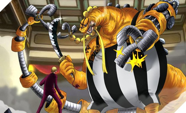 Spoil nhanh One Piece chap 1023 Photo-1-162985971647667064050