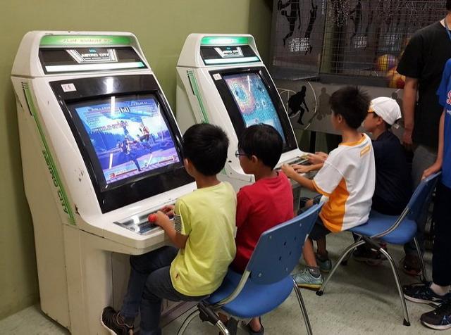 Những tựa game điện tử thùng gắn liền với tuổi thơ mà không phải ai cũng từng trải nghiệm - Ảnh 1.