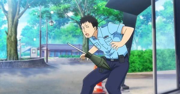 Những hình ảnh dễ gây hiểu lầm trong anime khiến người có đầu óc đen tối tha hồ tưởng tượng - Ảnh 3.