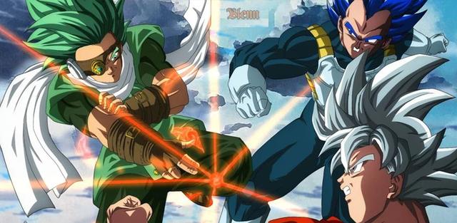 Dragon Ball Super chap 76 liệu có chứng kiến cảnh Granola giết Vegeta ngay trước mặt Goku? - Ảnh 3.