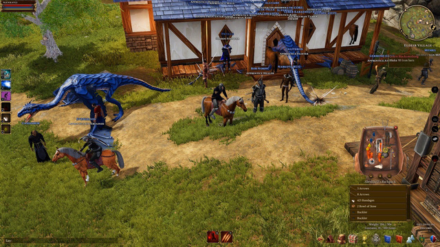 15 free plowing role-playing games on Steam (End part) - Photo 4.