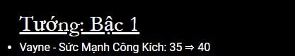 Đấu Trường Chân Lý: Bản 11.17 vừa cập nhật, đội hình Vayne - Suy Vong đã leo lên top đầu meta - Ảnh 2.
