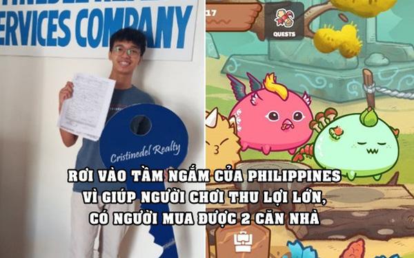 Người chơi Axie Infinity sắp bị Philippines đánh thuế vì thu lãi lớn Photo-1-16300452069381777357731
