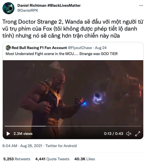 Thanos trong Infinity War sẽ chỉ là tuổi tôm so với trận chiến sắp tới của Marvel, phản diện là kẻ chẳng ai ngờ? - Ảnh 3.