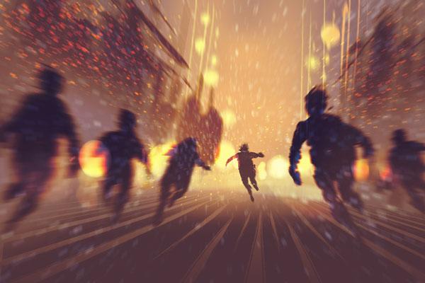 Sự bùng phát của zombie nếu có thật sẽ khủng khiếp như thế nào? Sau 100 ngày, chỉ còn lại 181 người sống trên Trái Đất! - Ảnh 5.