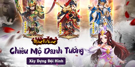 Mộng Bá Vương – Tựa game Tam Quốc Chibi mới toanh ấn định ngày ra mắt - Ảnh 3.