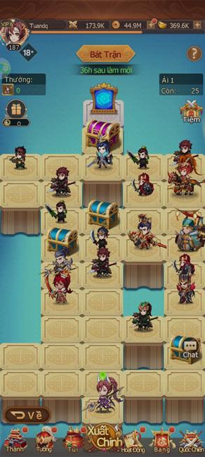 Mộng Bá Vương – Tựa game Tam Quốc Chibi mới toanh ấn định ngày ra mắt - Ảnh 5.