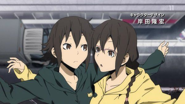 Top 7 cặp song song sinh gây ám ảnh trong thế giới anime Ho7-16301482623871082835358