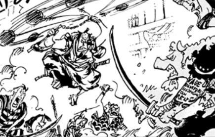 Soi những chi tiết thú vị trong One Piece chap 1022 Photo-2-16301626248971295363728