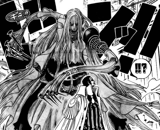 """One Piece: Hawkins Sở hữu năng lực """"đặc biệt"""" của trái ác quỷ Anh-2-16302172642811951244475"""