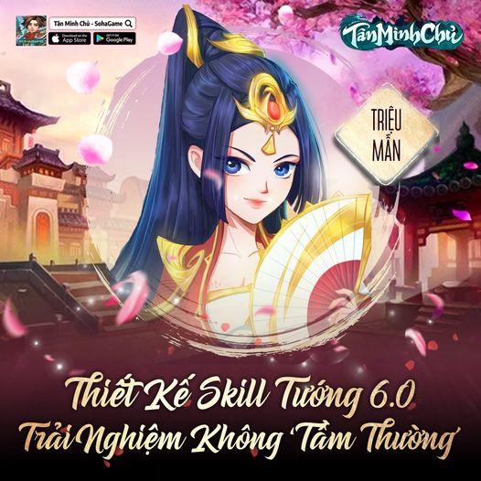 Triệu Mẫn của game thủ Việt chính thức được chọn, ra mắt ngay trong update sau của Tân Minh Chủ - Ảnh 1.