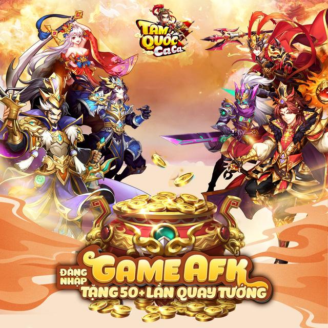 Top game chiến thuật hấp dẫn đang đu đỉnh trên Store Việt Nam: TOP 1 tặng rất nhiều quà, TOP 6 là hàng tuyển - Ảnh 1.