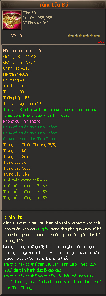 11 Trung Lau treasures worth billions of dollars used to make Vietnamese gamers panic because of their strength (P1) - Photo 3.