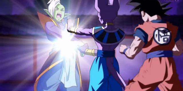 Dragon Ball Super: Lý do thật sự khiến Vũ trụ 7 tương lai phải chịu sự thanh trừng tà ác của Zamasu thay vì hiện tại? - Ảnh 2.