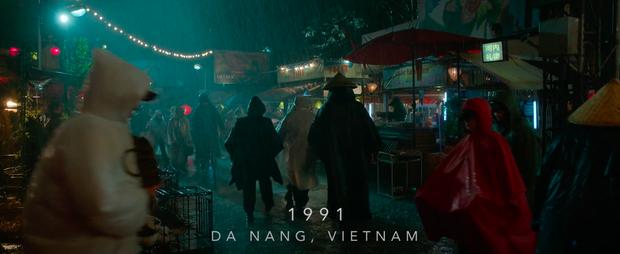 Chùm ảnh Việt Nam lên phim Hollywood về sát thủ gốc Việt: Cầu Rồng, non nước đầy thơ mộng nhưng có điểm lại rất sai! - Ảnh 2.