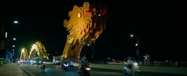Chùm ảnh Việt Nam lên phim Hollywood về sát thủ gốc Việt: Cầu Rồng, non nước đầy thơ mộng nhưng có điểm lại rất sai! - Ảnh 5.
