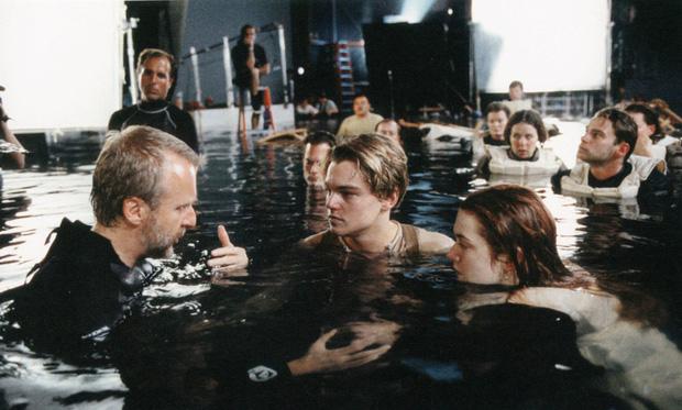 Titanic và 10 bí mật hậu trường nghe mà kinh ngạc: Dàn diễn viên bị hành xác đến rùng mình, Kate Winslet gặp tai nạn tới mức đòi bỏ phim! - Ảnh 3.