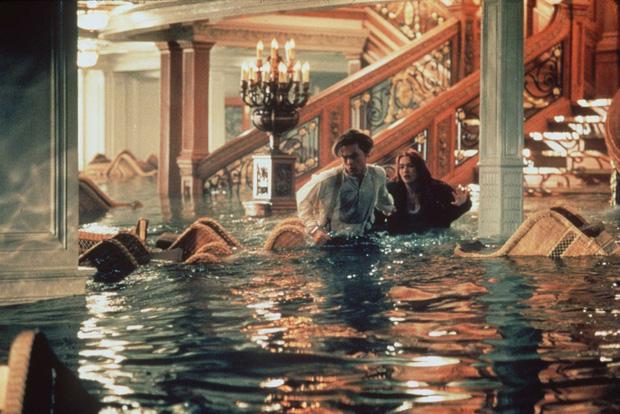 Titanic và 10 bí mật hậu trường nghe mà kinh ngạc: Dàn diễn viên bị hành xác đến rùng mình, Kate Winslet gặp tai nạn tới mức đòi bỏ phim! - Ảnh 5.
