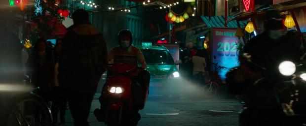 Chùm ảnh Việt Nam lên phim Hollywood về sát thủ gốc Việt: Cầu Rồng, non nước đầy thơ mộng nhưng có điểm lại rất sai! - Ảnh 10.
