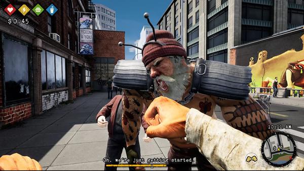 Bum Simulator, game giả lập ăn xin, người chơi phải nhặt rác để kiếm sống - Ảnh 5.
