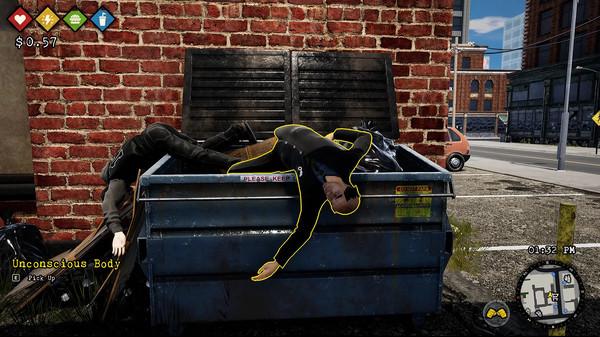 Bum Simulator, game giả lập ăn xin, người chơi phải nhặt rác để kiếm sống - Ảnh 6.