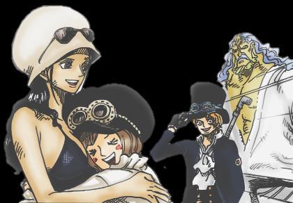 Spoil nhanh One Piece chap 1021: Robin quyết đấu Black Maria, Momonosuke muốn trở lại làm người lớn? - Ảnh 1.