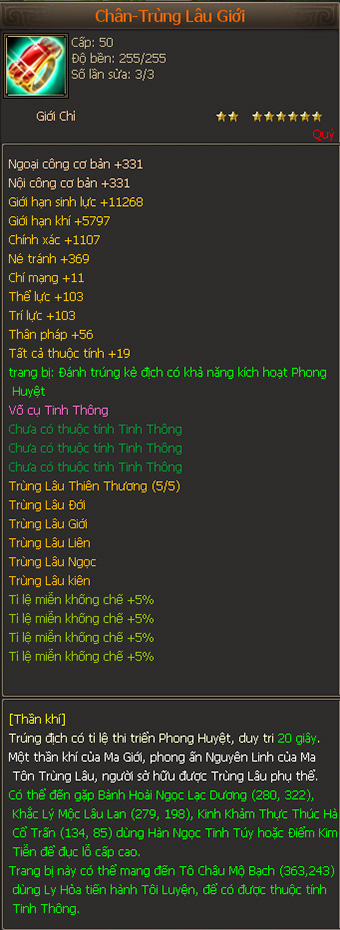 11 Trung Lau treasures worth billions of dollars used to make Vietnamese gamers panic because of their strength (P1) - Photo 2.