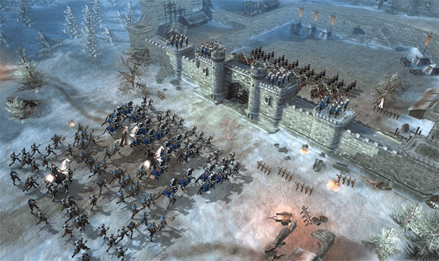 Build a kingdom in Game of Thrones Winter is Coming, 100% free - Photo 2.