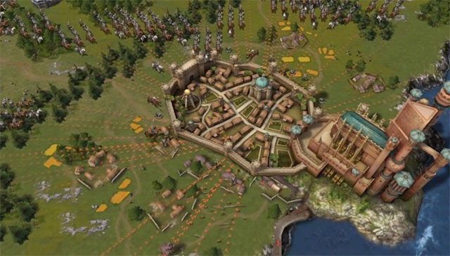 Build a kingdom in Game of Thrones Winter is Coming, 100% free - Photo 3.