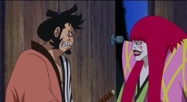 One Piece: Vẫn còn là một bí ẩn, kẻ lạ mặt xuất hiện và rơi nước mắt trong chapter 1004 là ai? - Ảnh 1.
