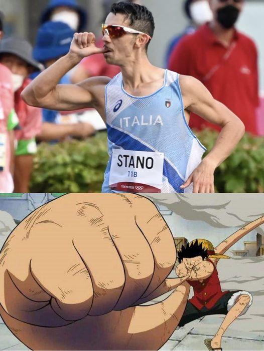 Top 5 khoảnh khắc cosplay nhân vật anime bá đạo nhất tại Olympic Tokyo 2020, One Piece nổi bật với nhiều nhà vô địch - Ảnh 3.