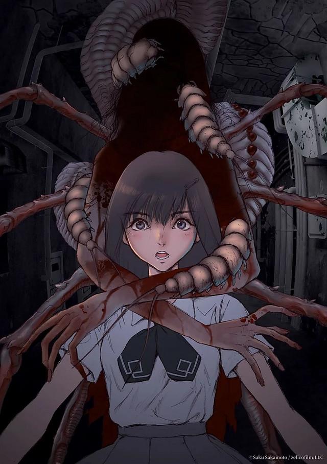Top 5 anime kinh dị được mong chờ nhất năm 2021, Uzumaki của Junji Ito gây bão MXH bởi những hình ảnh kinh hãi tột cùng - Ảnh 5.