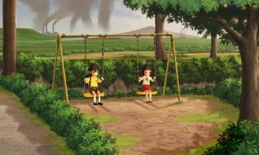 Hoa và những tựa game hấp dẫn được lấy cảm hứng từ Studio Ghibli -16304754698322125030946